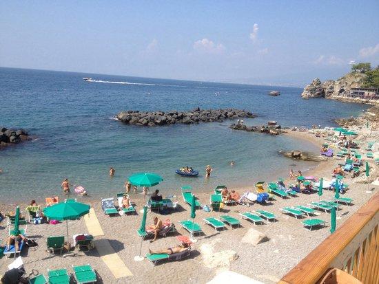 Scrajo Mare: Spiaggia bellissima