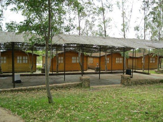 Grupo Waingunga : Cabañas