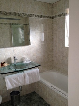 Hotel Laurin Small&Charming: Bagno