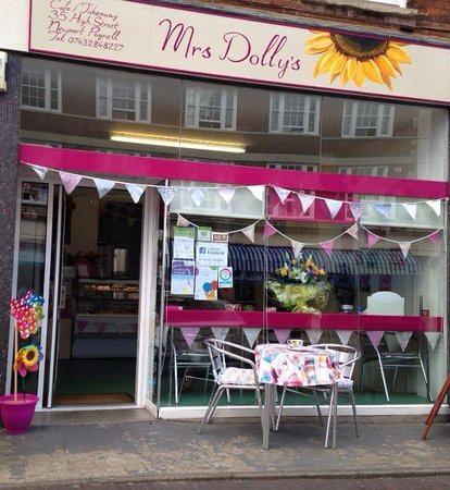 Mrs Dollys: Mrs Dolly's 2014