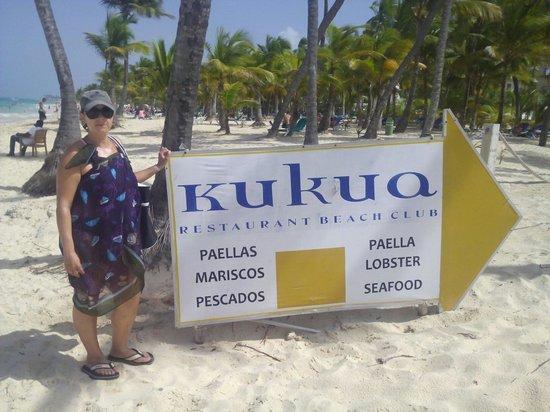 Kukua Beach Club: Recordar entre el riu y el bahía príncipe en punta cana