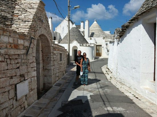 Hotel Silva : Alberobello!  Chi và in Puglia non può non venire qui!