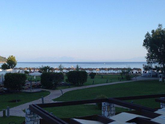 Skiathos Princess Hotel : Blick aus dem Hotelzimmer
