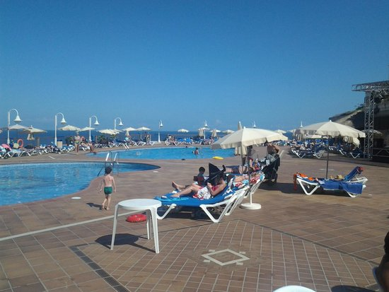vue extérieure Invisa Hotel Club Cala verde Es Figueral