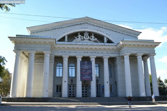 ‪Saratov Academic Opera and Ballet Theater‬