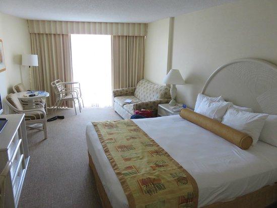 OHANA Waikiki East Hotel: Room