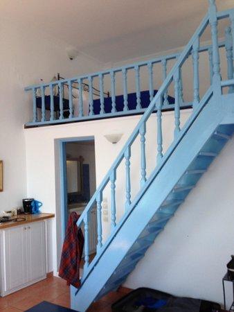 Kastro Suites Santorini: room
