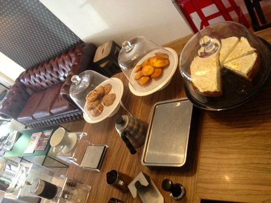 Nukind Coffee House: Cosyumi!!
