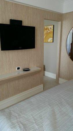 Relais Sans Soucis & Spa: Vista zona letto