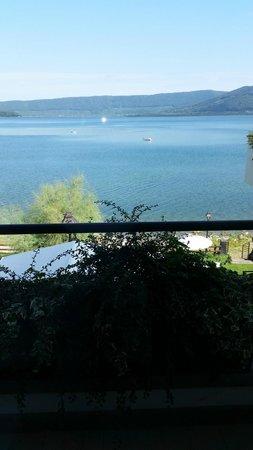 Relais Sans Soucis & Spa: Vista panoramica dalla stanza