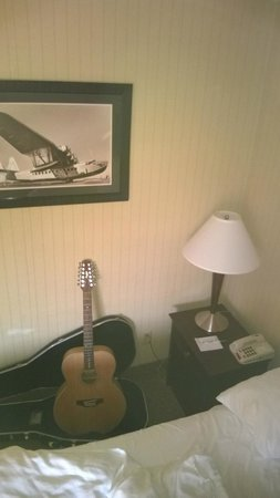 Wyndham Garden Hotel Newark Airport: my room