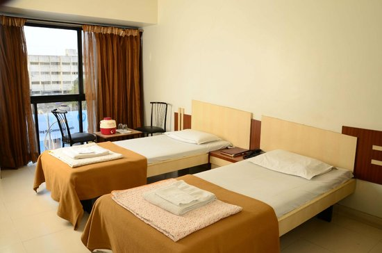 Hotel Rajmahal: A. C. & Non. A. C. Deluxe rooms with all modern amenities.