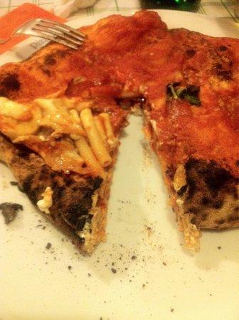 Pizzeria Acunzo: Pizza Pulcinella