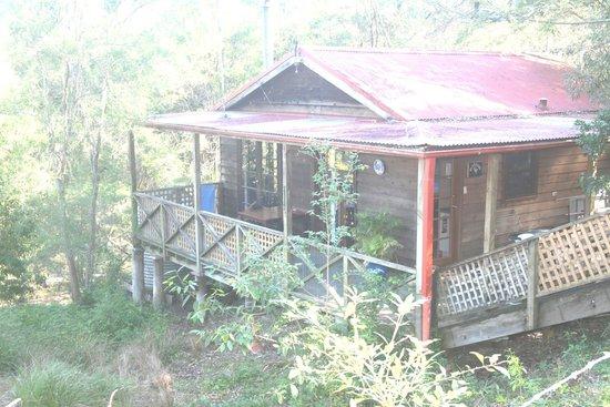Bluegums Cabins: Lilypond