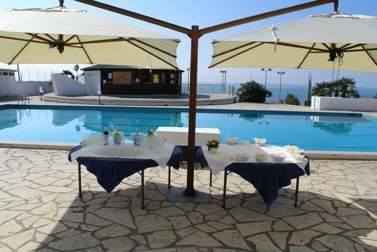 Bordo piscina foto di antium village anzio tripadvisor - Bordo perimetrale piscina prezzi ...