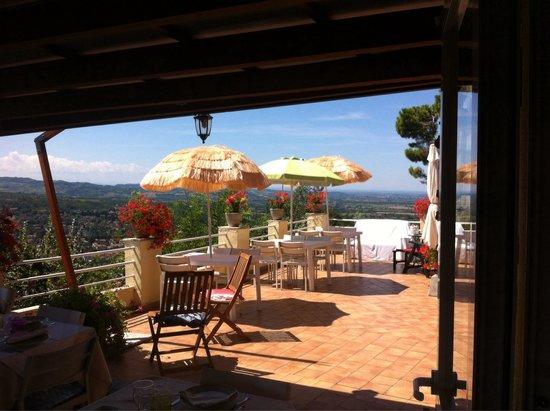 Una Giornata Di Sole Picture Of Il Belvedere La Terrazza