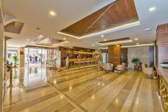 looby bay picture of bekdas hotel deluxe istanbul tripadvisor rh tripadvisor co uk