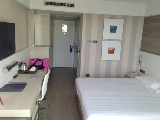 Lafodia Hotel & Resort: Zimmer 7. Stock