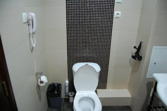 Boutique-Hotel Khabarovsk City: The Bathroom