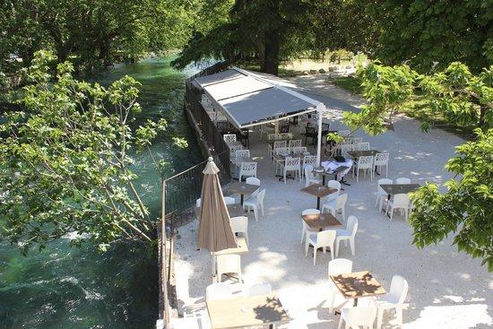 Hotel Restaurant Du Parc  Ef Bf Bd Fontaine De Vaucluse