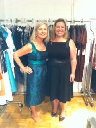 Shopping Girlfriend NYC: J & S Australian Mum and Daughter