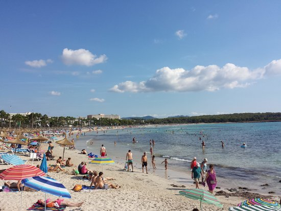 Playamar : S'Illot beach