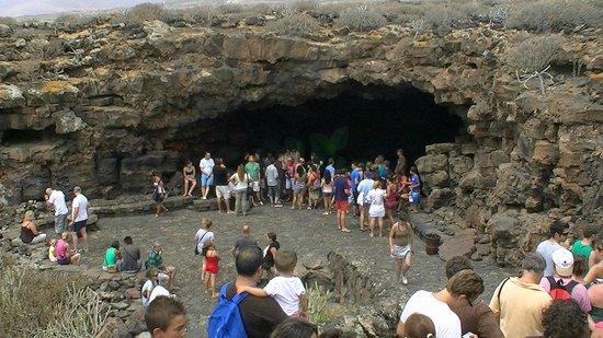 Hotel Puerto Carmen: Cueva de los verdes