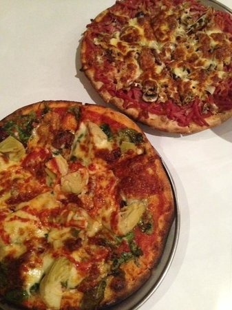 Accetta's Woodfired Pizza House