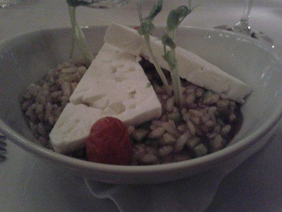 Tigris Restaurant : risotto