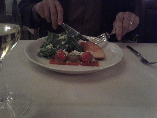 Tigris Restaurant : somon