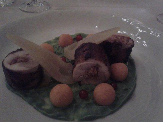 Tigris Restaurant : chicken dishes