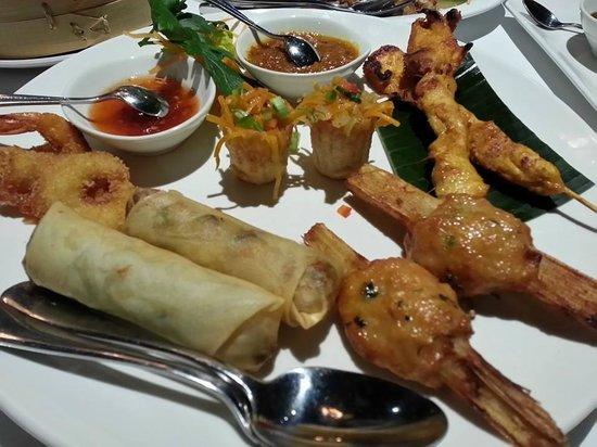 Baba & Nyonya: Mix of stunning tasty starters
