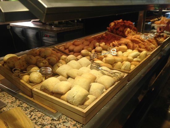 Melia Lebreros: Andalucian breakfast