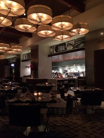 Open kitchen Picture of NoMI Kitchen Chicago TripAdvisor