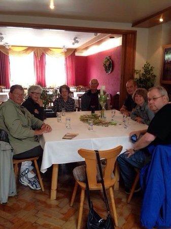Hotel-Restaurant Mohren: Wonderful, home cooked food. Delightful surroundings.