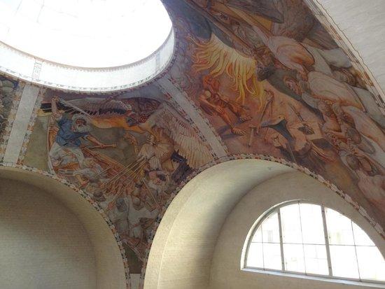 Museo Nacional de Finlandia: 天井