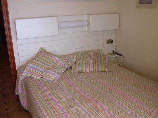 Apartamentos Roca Chica: Bedroom