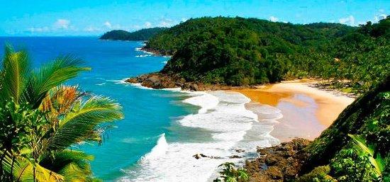 Pousada Maresia: As praias
