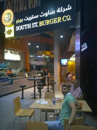 South St Burger