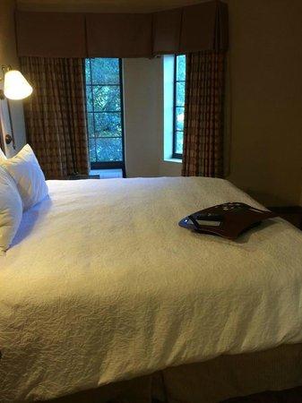 Hampton Inn & Suites Rochester/Victor: The bedroom