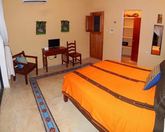 Casa Del Maya: Chaac room