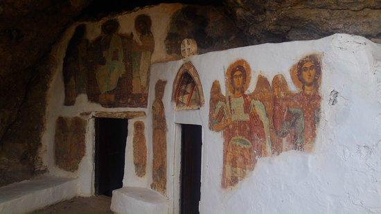 Thalori Traditional Village: st. ioannis prodromos