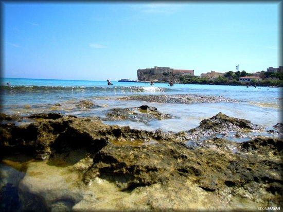 Isola di Pianosa: veduta