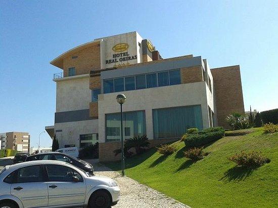 Hotel Real Oeiras: Hotel imponente
