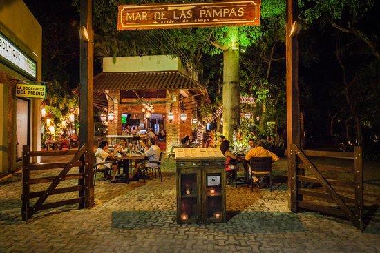 Mar de las Pampas - Asador de Campo