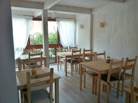 B&B Villa Marysa: sala colazione