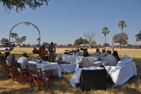 Wilderness Safaris Little Makalolo Camp: Wedding in Hwange