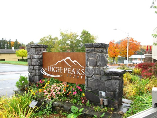 High Peaks Resort: Fall HPR