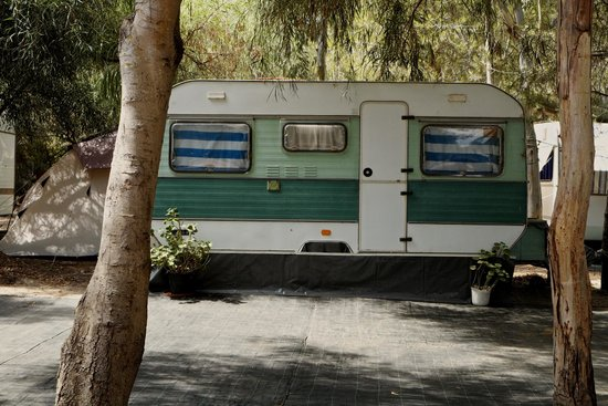 Campeggio Torre Chia: Im September verriegeln viele Dauercamper ihre Plätzchen