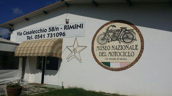 Museo Nazionale del Motociclo: La patria e la storia della motocicletta!!